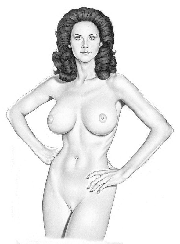шел, нарисованные голые женщины свое даже